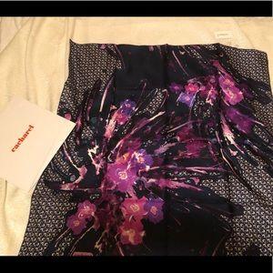 Cacharel Twill Women's Scarf %100 Silk